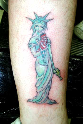 Alex Sherker - Lady Liberty
