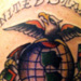 Tattoos - USMC Globe and Anchor - 16512