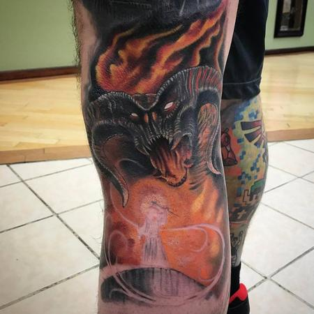 Tattoos - Lord of the Rings - 128593