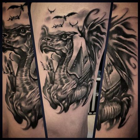Tattoos - Thestral - 130220
