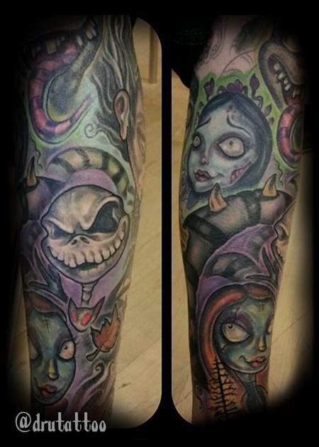 Tattoos - Burton - 125716