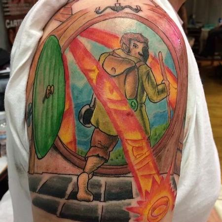 Bad Tattoos - One large bad tattoo to rule them all.
