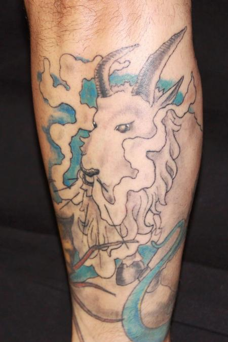 Tattoos - bad goat - 57056