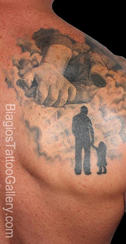 Tattoos - Daughter In Hand - 80344