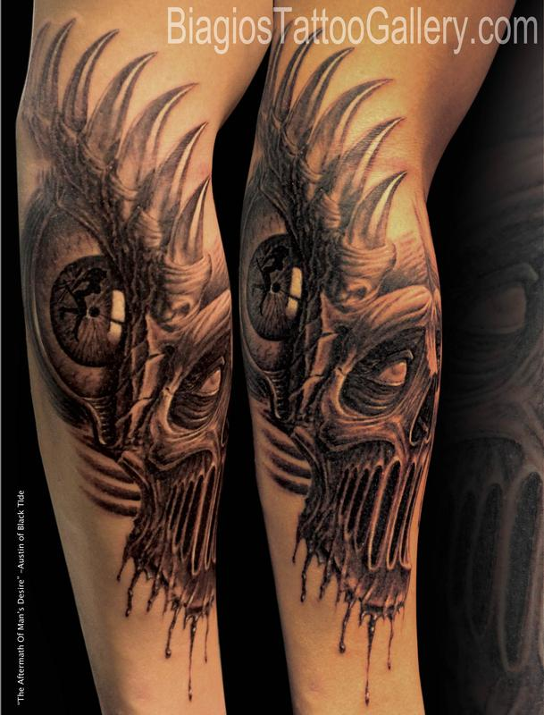 Tattoos - The Aftermath of Man's Desire - 75979