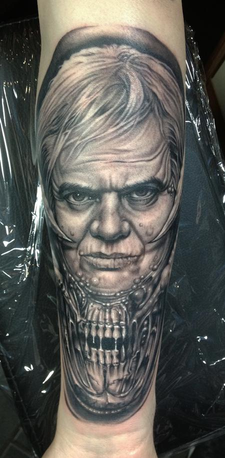Tattoos - Giger - 73094