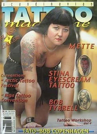 Tattoos - Scandinavian Tattoo Magazine - 42821