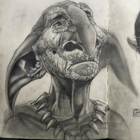 Cecil Porter - Toebar Bloodgrin