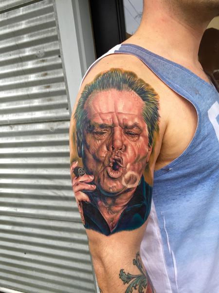 Cecil Porter - Jack Nicholson