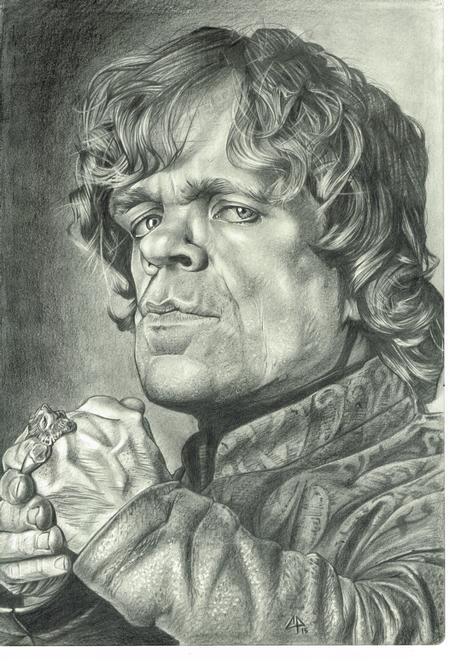 Cecil Porter - Tyrion Lannister Sketch
