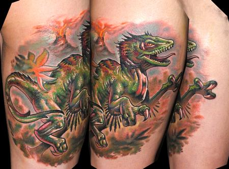 Tattoos - Raptor - 125068
