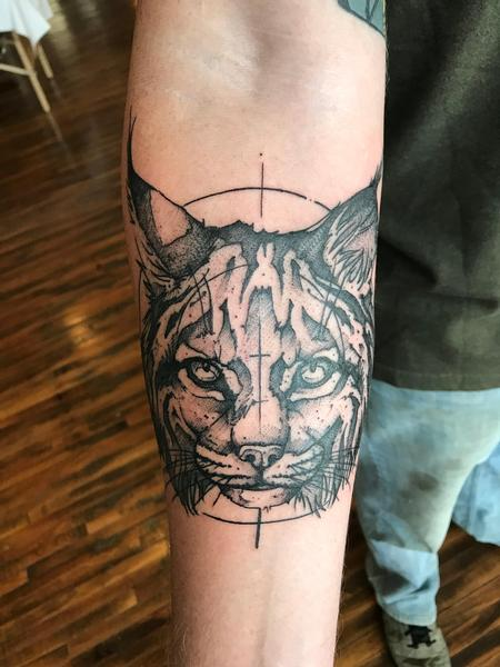 Chuck Day - Bobcat