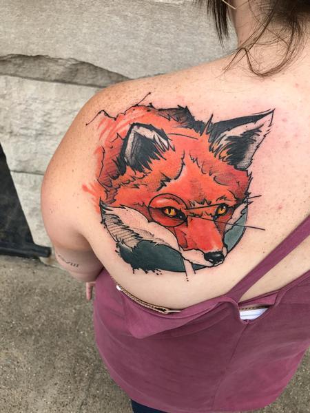 Chuck Day - Meghan Fox