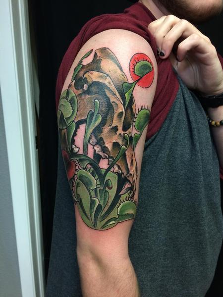 Tattoos - Parker - 125707