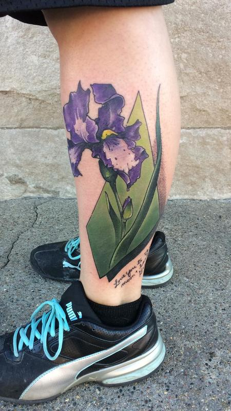 Tattoos - Iris - 127217