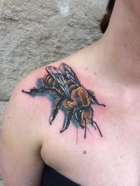 Tattoos - Bee Keeper - 128277