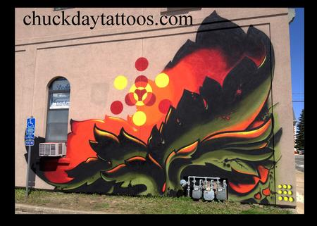 Tattoos - Mural Macomb,Illinois - 75839