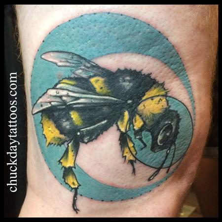 Tattoos - Bees Knee - 108442