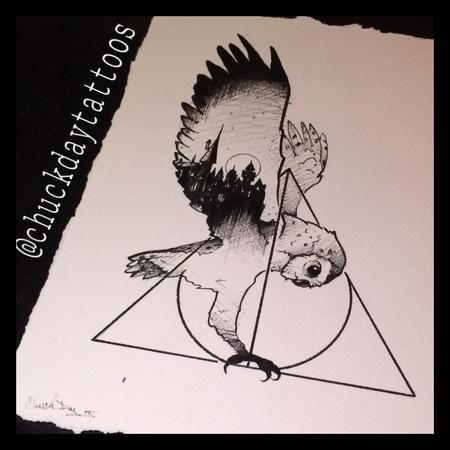 Tattoos - Hogwarts - 112469