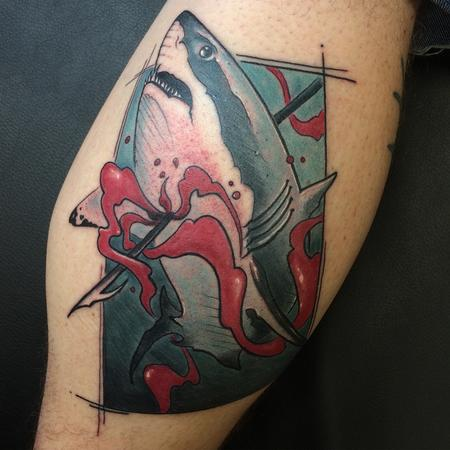 Tattoos - Shark week - 118993