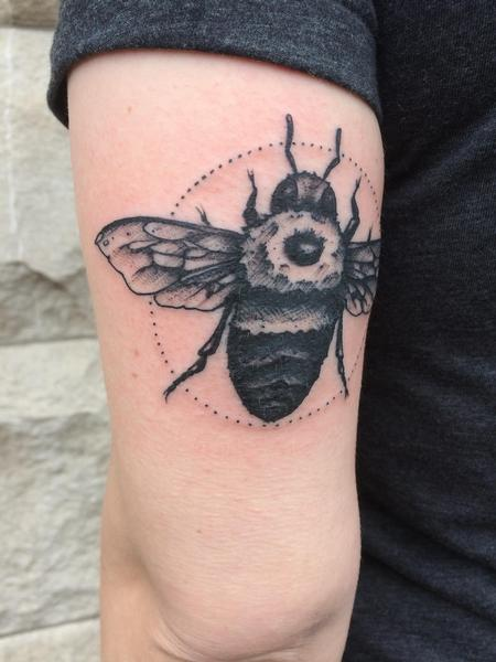 Tattoos - BnG Bee - 119414