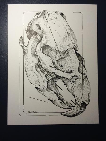 Tattoos - Muskrat - 122733