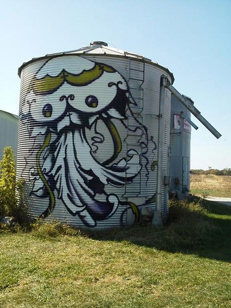 Tattoos - Farm Graffiti, Jellyfish - 69914