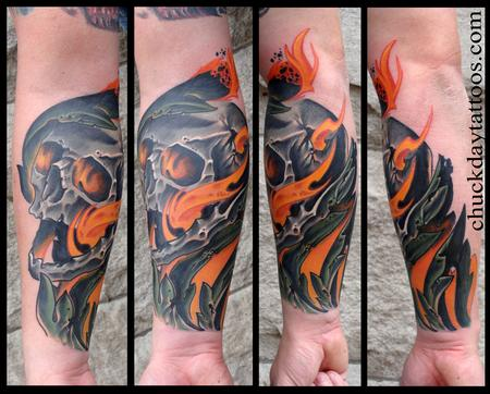 Tattoos - Burn - 80887