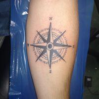 Tattoos - Nautical Star - 131319