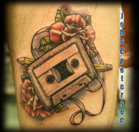 Tattoos - Casset_Unhinged_John_C_Peterson - 128711