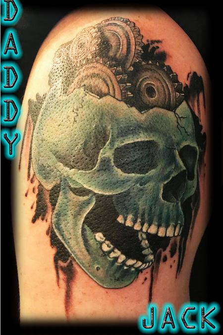 Tattoos - GEAR HEAD - 130767