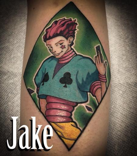 Jake Hand - HunterXHunter Hisoka