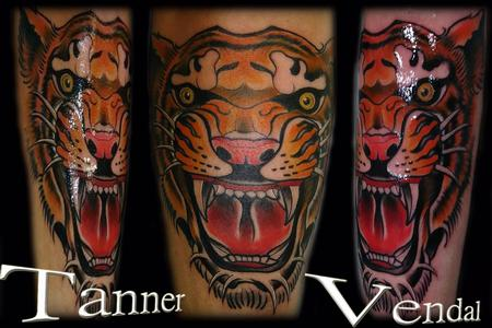 Tattoos - Tiger - 131000