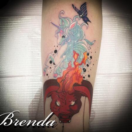 Tattoos - The Last Unicorn - 137818