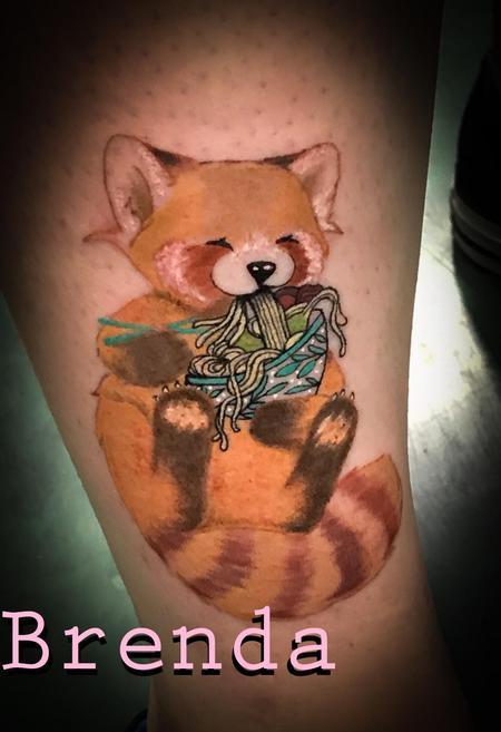 Tattoos - Red Panda - 138547
