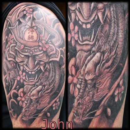 Tattoos - Custom Design by John - 131056
