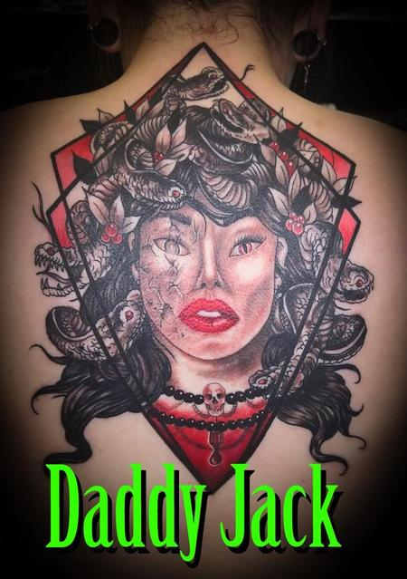 Tattoos - Medusa - 138503