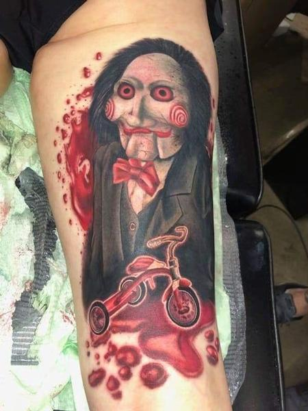 Tattoos - Billy the Puppet - 138499