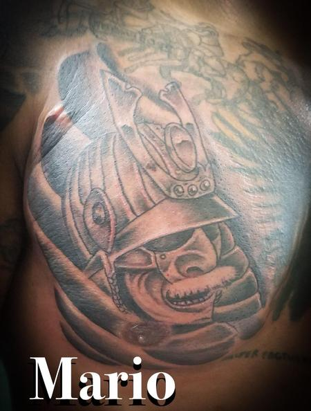 Tattoos - Soldier - 137768