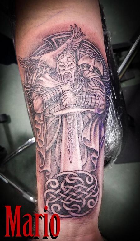 Tattoos - Viking - 137769