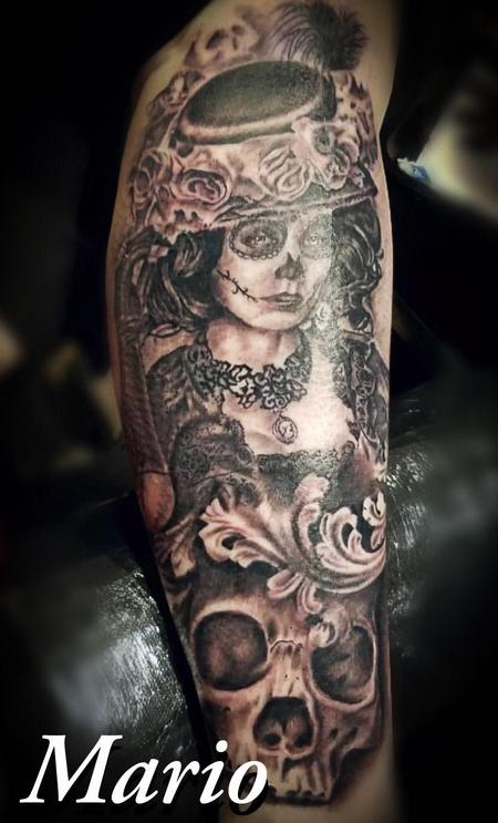 Tattoos - Day of the Dead - 137773