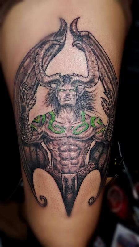 Tattoos - Illidan - 137776