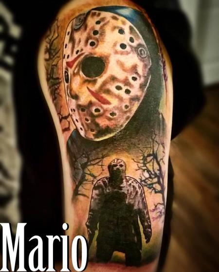 Tattoos - Friday the 13th - 138512