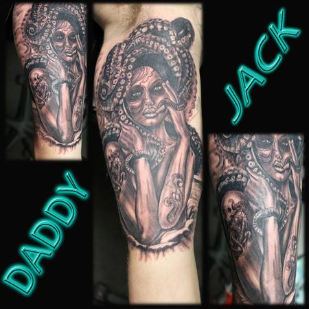 Daddy Jack - From Canvas to Skin