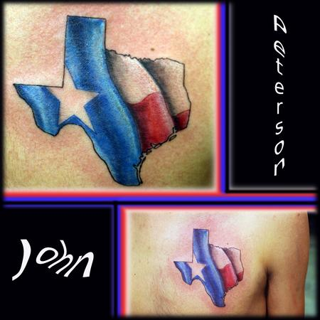 Tattoos - Texas Inception - 131612