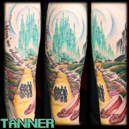 Tanner Vendal - Follow The Yellow Brick Road