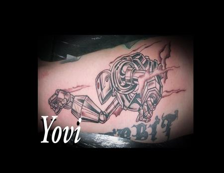 Tattoos - Iron Giant - 137811