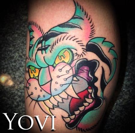 Tattoos - Wu-Tang White Tiger - 138542