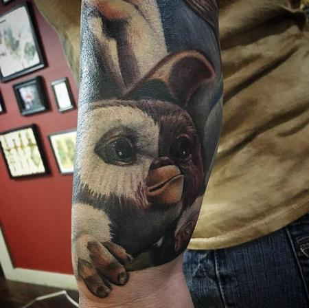 Tattoos - Gizmo Mogwai - 138025