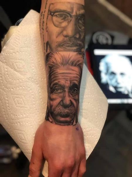 Joshua Nordstrom - Albert Einstein